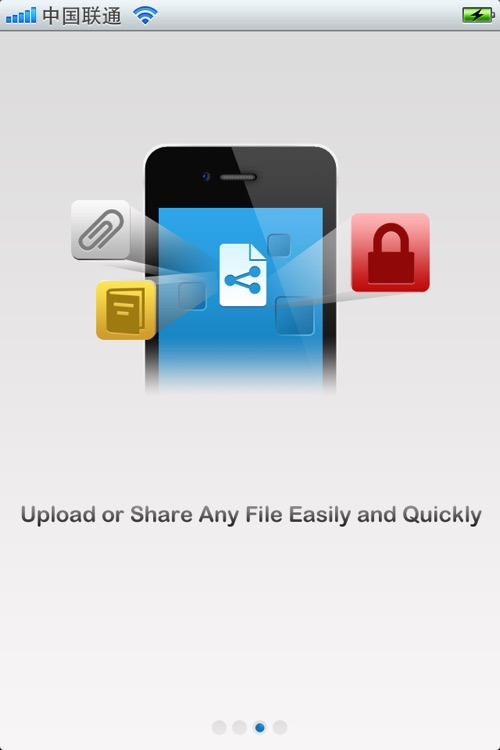 iShare: Cross-platform Files Sharing App!!