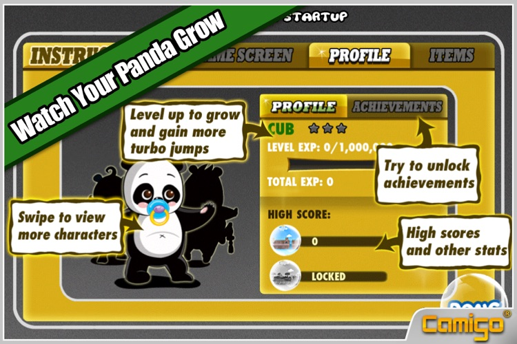 MeWantBamboo - Become The Master Panda screenshot-4