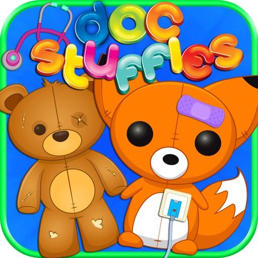 Doc Stuffies - Kids Toy Surgeon & Doctor