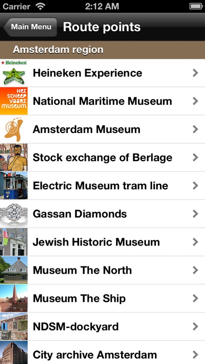 HollandRoute screenshot-4