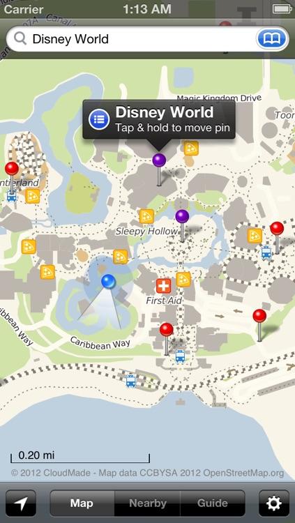 Smart Maps - Orlando screenshot-4