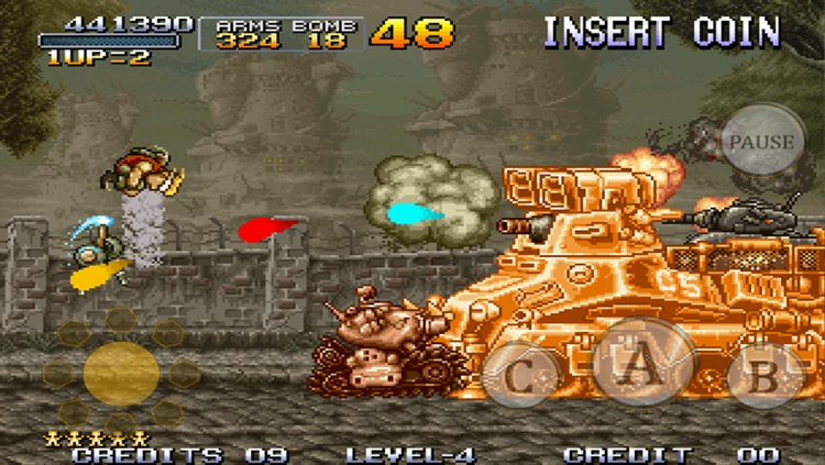 METAL SLUG 1 screenshot-3