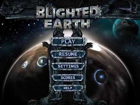 Blighted Earth на iPad