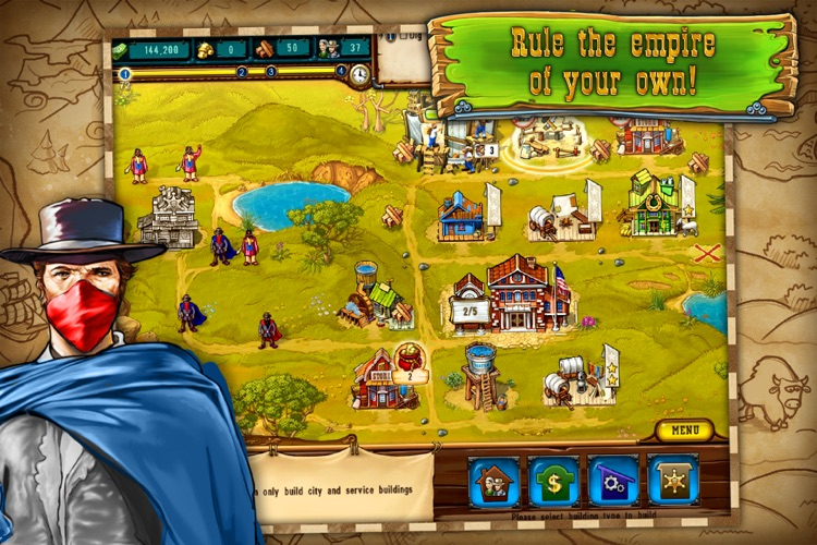 The Golden Years: Way Out West screenshot-4