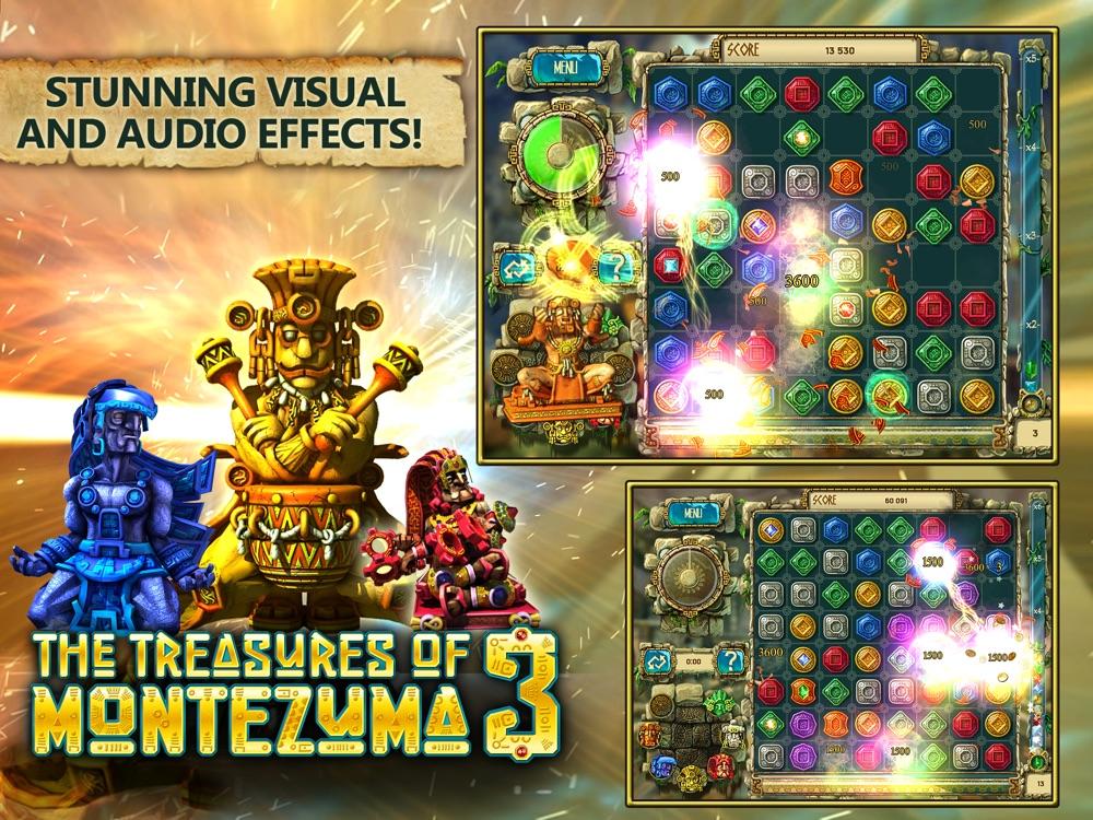 The Treasures of Montezuma 3 HD Free hack tool