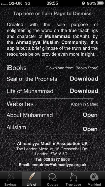 Muhammad, The Truth screenshot-4
