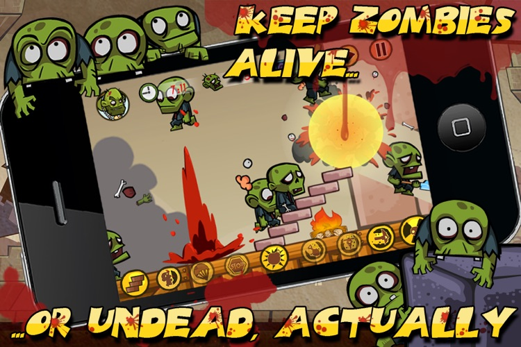 Zombiez! screenshot-2