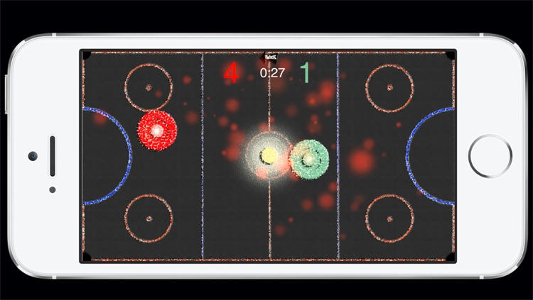 Air Hockey III. - Retro