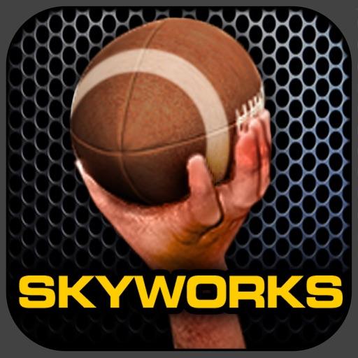 Arcade QB Pass Attack™ Football Free icon