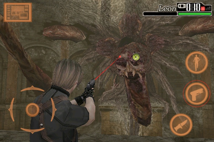 Resident Evil 4: PLATINUM screenshot-2