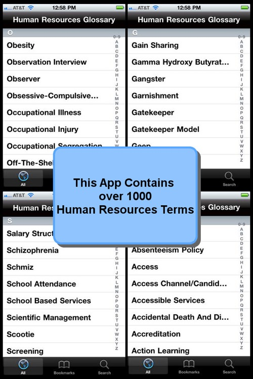 Human Resources Glossary screenshot-3