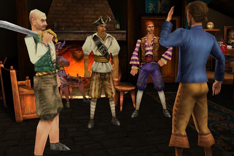 Sid Meier's Pirates! screenshot-4