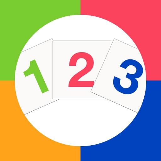 Zahlen Lernen mit Foto Touch
