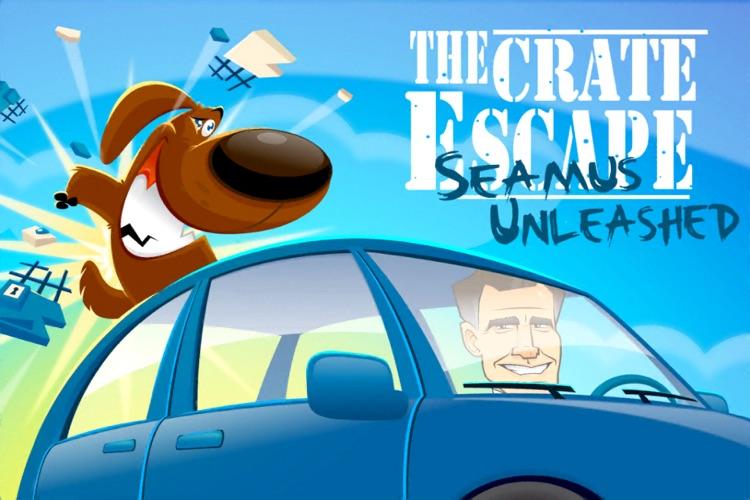 The Crate Escape: Seamus Unleashed