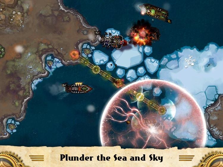Crimson: Steam Pirates screenshot-4