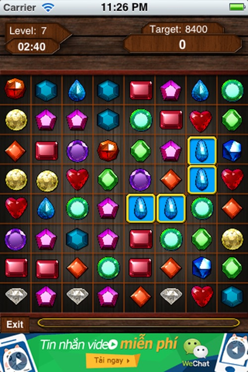 Jewels Game HD