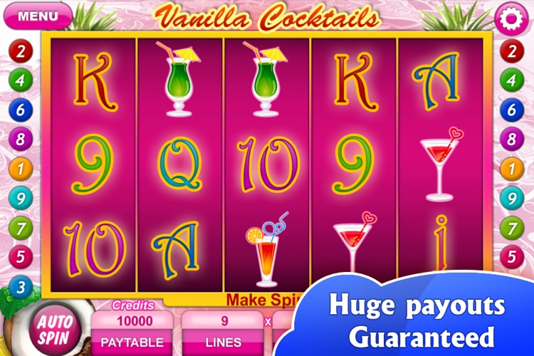 CASINO SLOTS HD screenshot-2