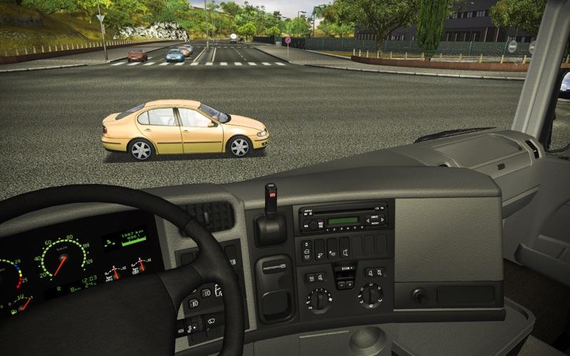 Euro Truck Simulator скриншот программы 2