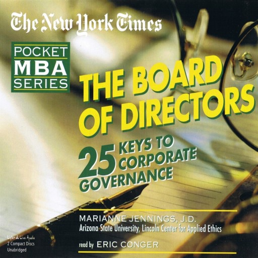 The Board of Directors (Audiobook)