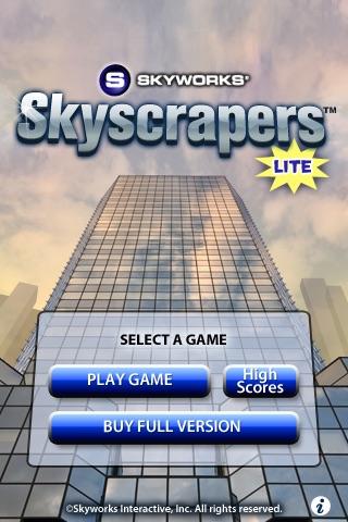 Skyscrapers™ Lite screenshot-3
