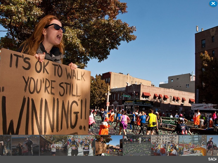 Run in New York - The Marathon Experience screenshot-3