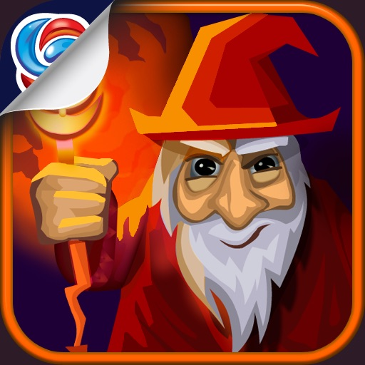 Lord of the Runes: magic adventure game icon