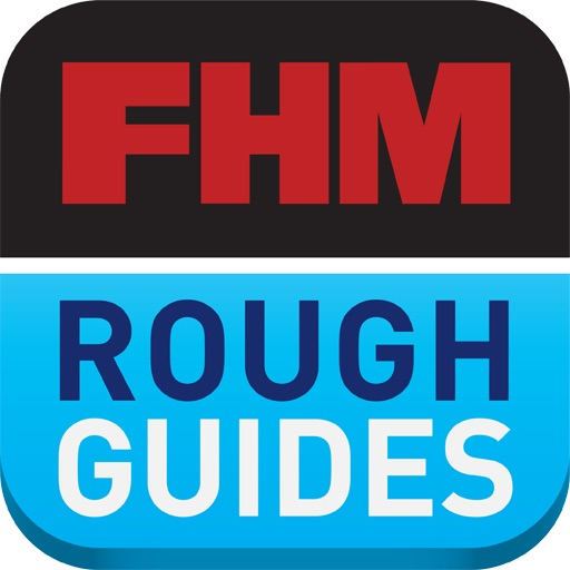 Barcelona: FHM's Rough Guide
