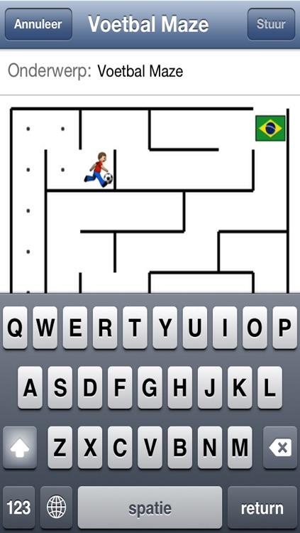 Soccer Maze screenshot-3
