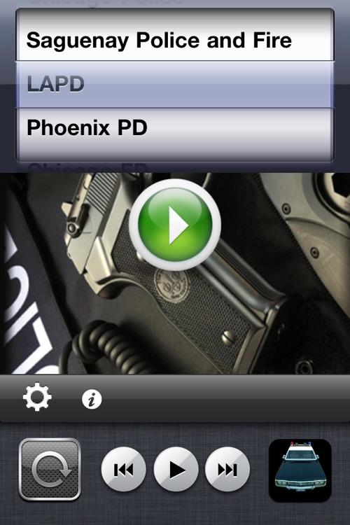 Radio Police screenshot-3