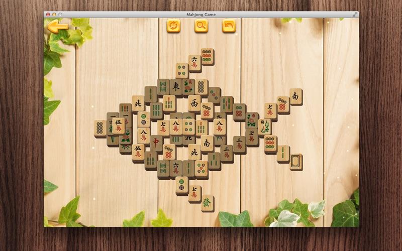 iMahjong - Mahjong Pairs Screenshot