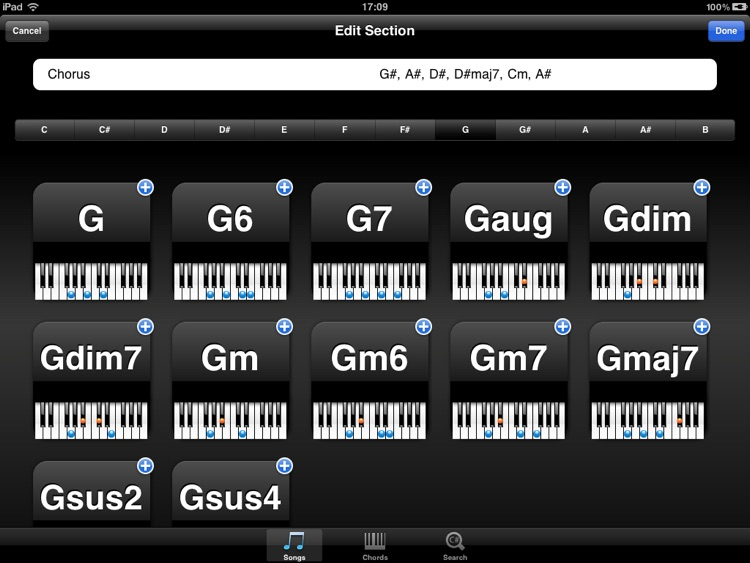 Piano Tabs screenshot-4
