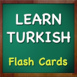Learn Turkish - Flash Cards