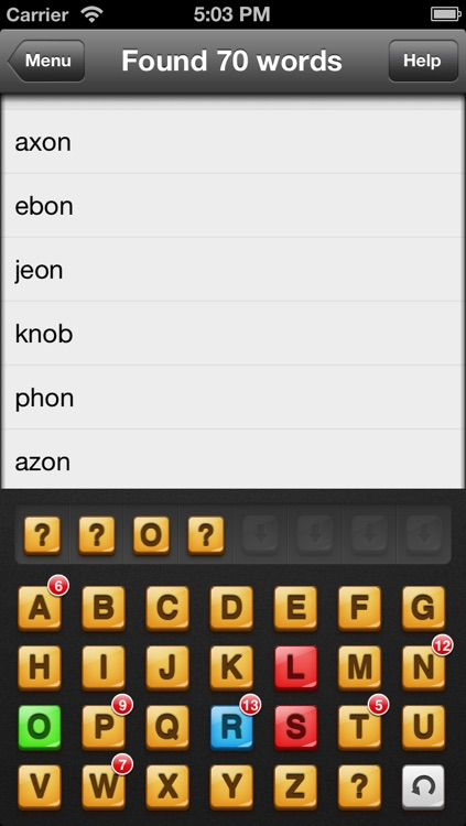 Words Cheats 3-in-1