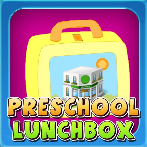Preschool Lunchbox Pack