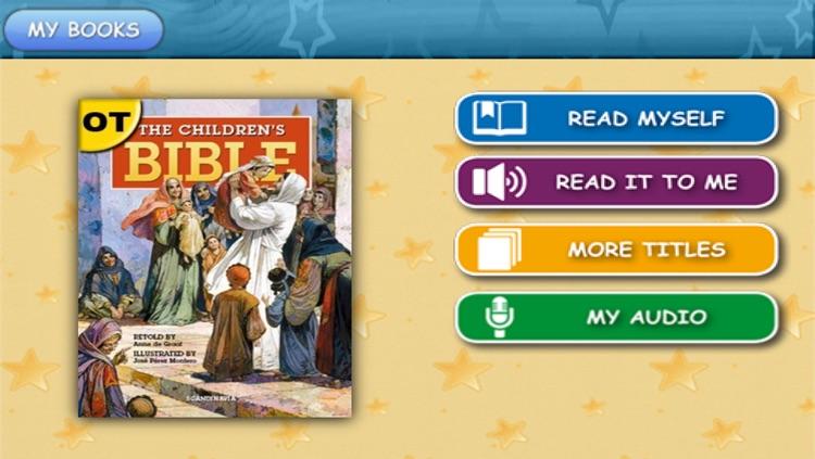 The Children's Bible iPhone version screenshot-3
