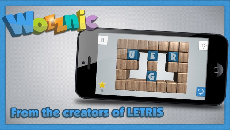 Wozznic - Word puzzle game screenshot-2