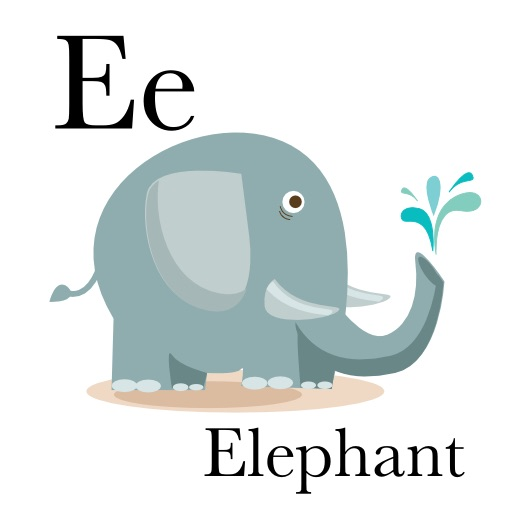 Alphabet Zoop - Talking ABC Flashcards with Animal Sounds & Facts iOS App