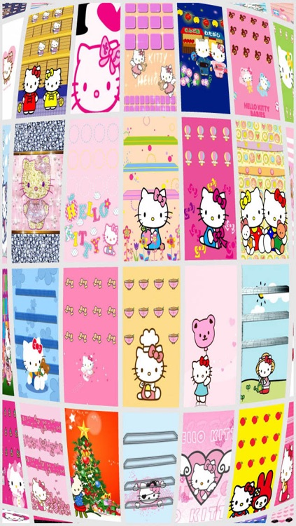 HD Cute Hello Kitty Wallpapers screenshot-4