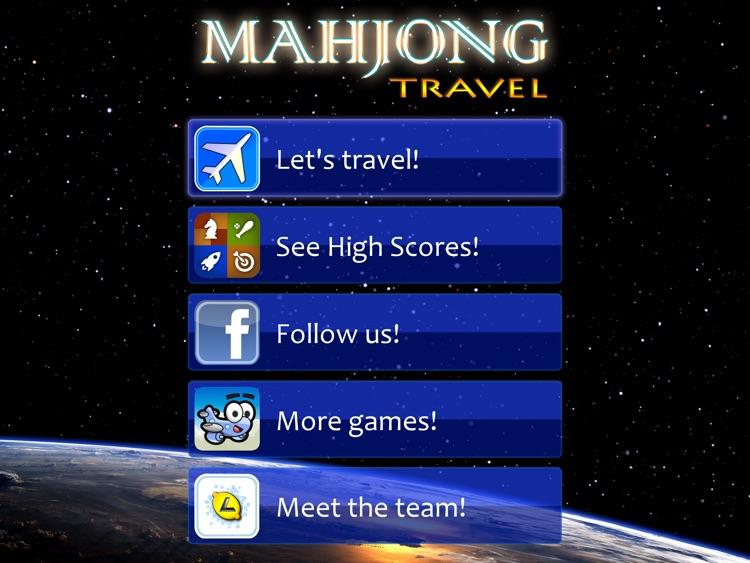 Mahjong Travel