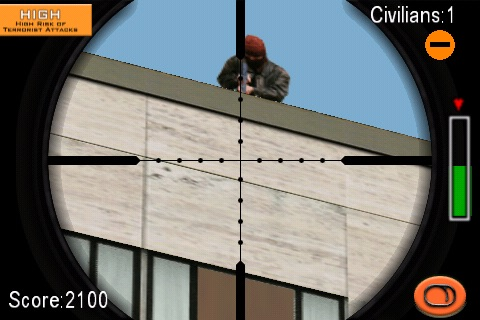 Arcade 3D Super Sniper 2 FREE screenshot-4