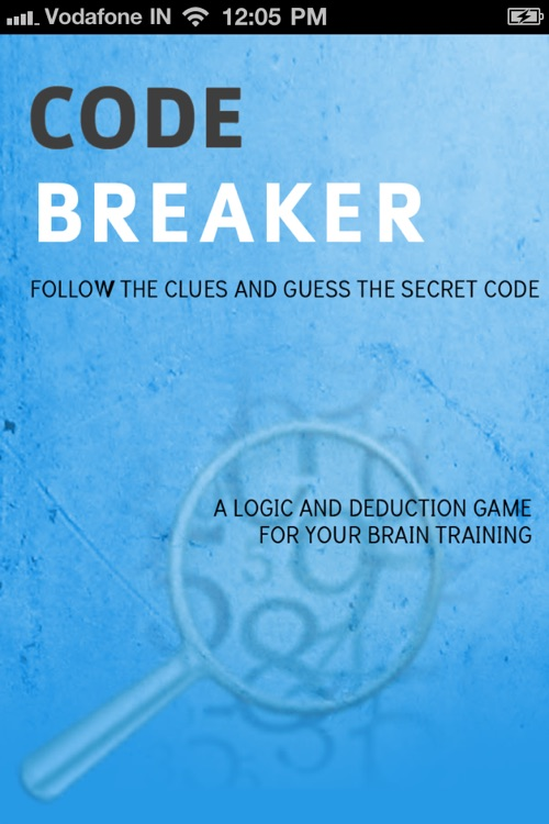 Puzzle Game Free Code Breaker