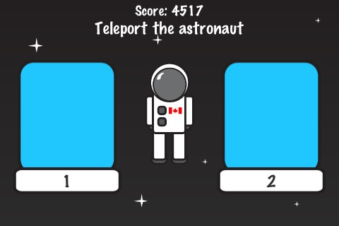 The Impossible Test SPACE screenshot-3