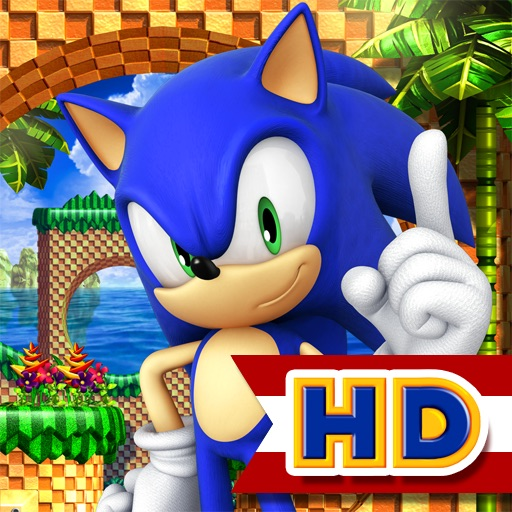 Sonic The Hedgehog 4™ Episode I HD icon