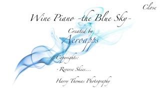 Wine Piano -the Blue Sky- Free Скриншоты4