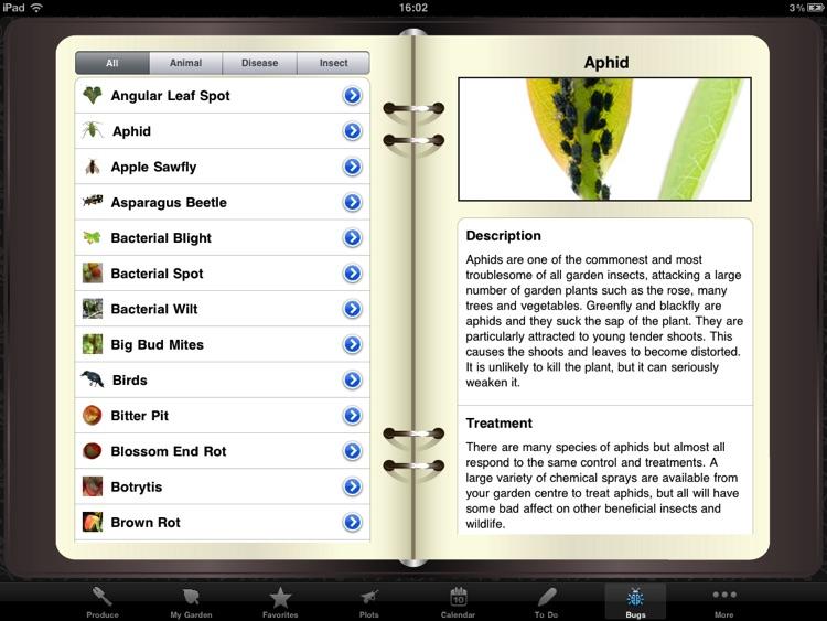Garden Planner HD screenshot-4