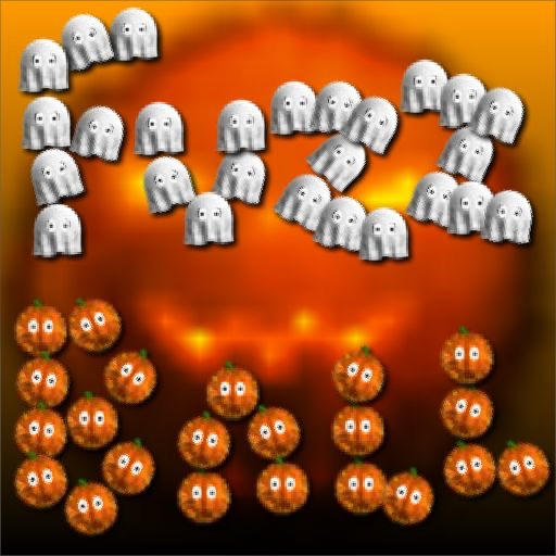 Halloween Fuzzball: A Spooky Multiplayer Billiards Strategy Game