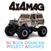 RC ROCK CRAWLING PROJECT