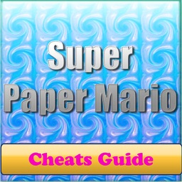 Cheats for Super Paper Mario - FREE