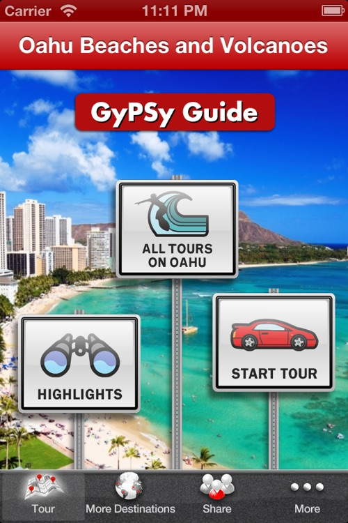 Oahu Beaches and Volcanoes GPS Driving Tour - GyPSy Guide