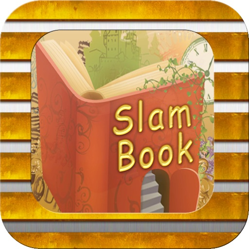 Slam Book HD icon